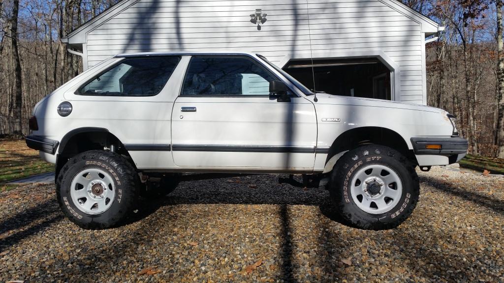 1987 GL Hatchback